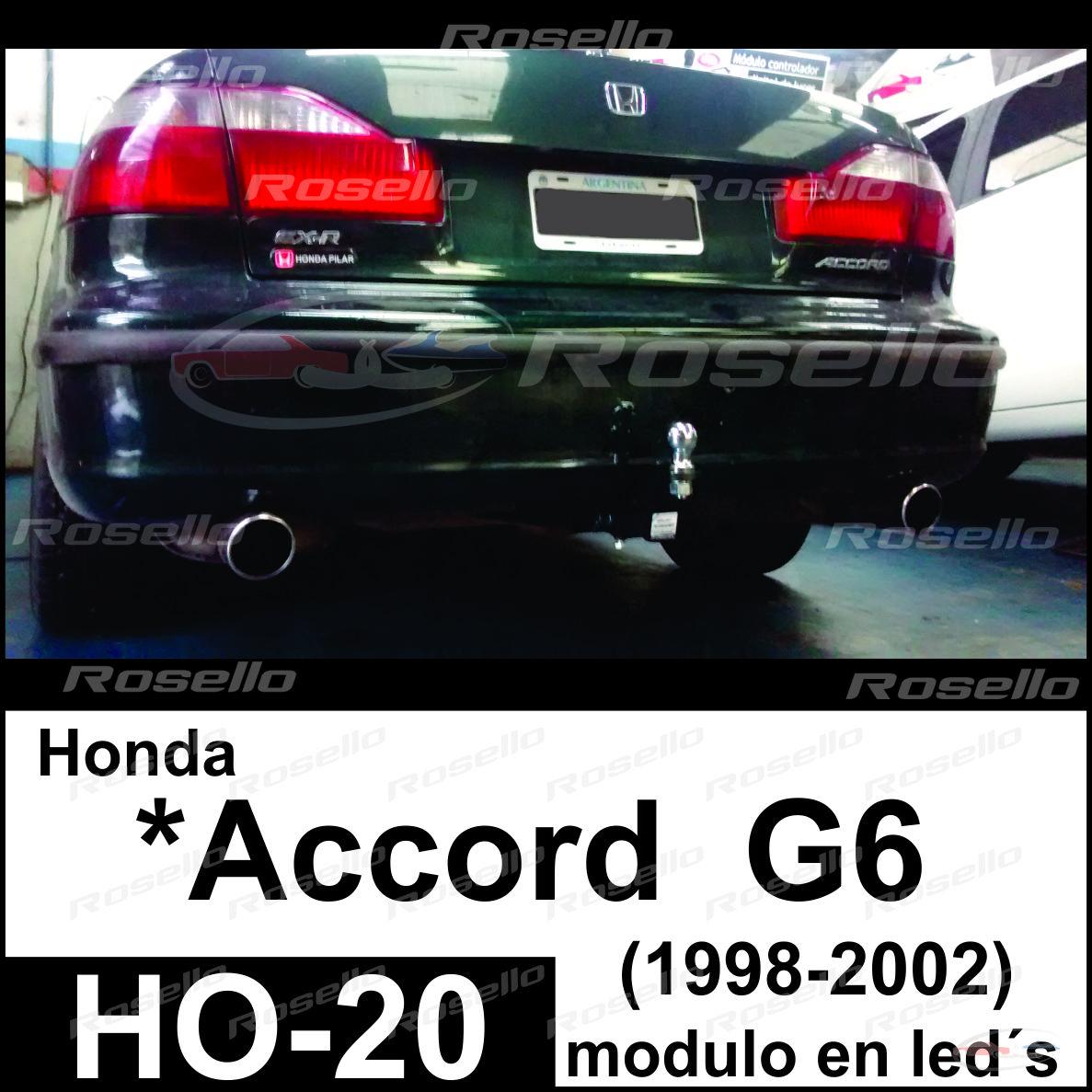 HO-020 / Accord