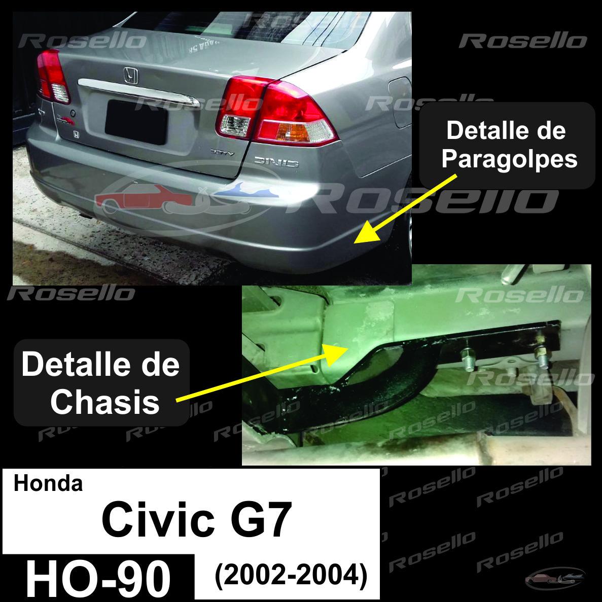 HO-090 / Civic