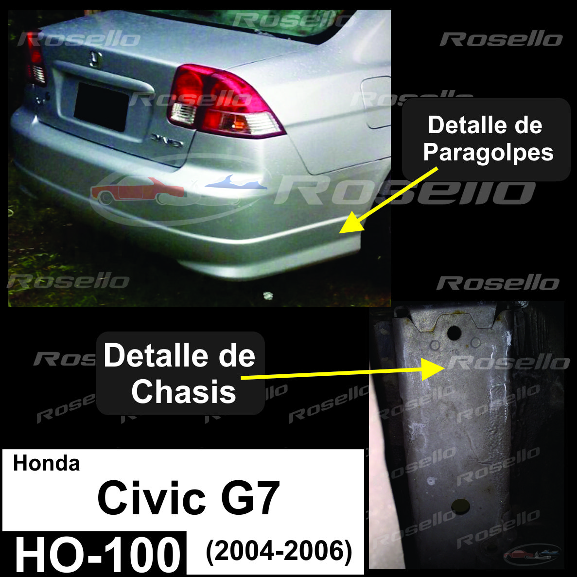 HO-100 / Civic