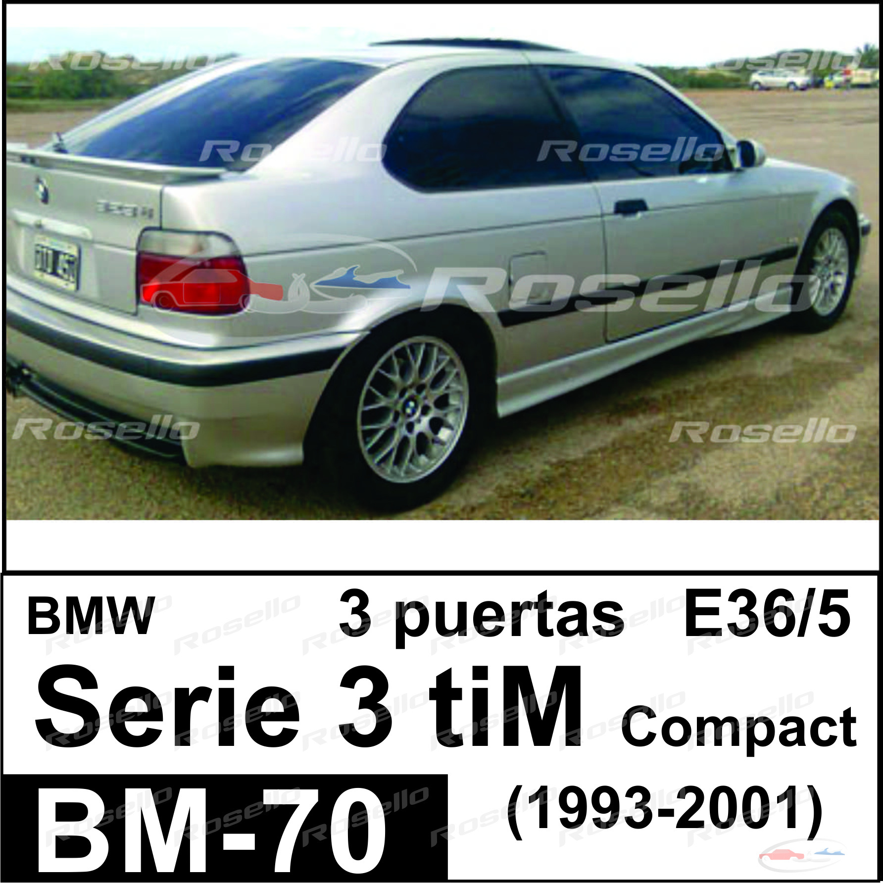 BM-70 Enganches Rosello